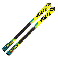 Volkl Junior Racetiger Speedwall SL Race Stock Skis with Plate NEW 115832