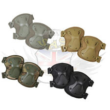 KOMBAT HARD SHELL X KNEE PADS,BLACK,TAN,GREEN,TACTICAL PROTECTION,QUICK RELEASE