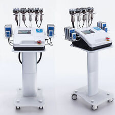 40K Ultrasonic Cavitation Cellulite Removal Weight Loss Slimming Machine Trolley