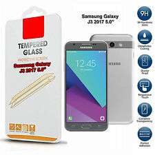 SAMSUNG GALAXY J3 2017 TEMPERED GLASS SCREEN PROTECTOR (ONLY FOR THIS PHONE)
