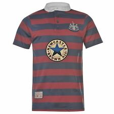 Newcastle United FC 1996 Away Jersey Score Draw Mens Retro Football Soccer Shirt