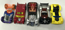 Hot Wheels 2005 First Editions - Lot of 5 - Mid Drift, Low Carb, Flattery,& more
