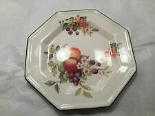 "New Johnson Bros Fresh Fruit Salad Plate 7 3/4"" Octagon"
