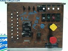PETERBILT Cabover Instrument Switch Panel Breakers Toggle 362 372