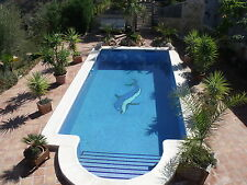 Early Bird Holiday In Spain, Stunning Villa , Private Pool , Sleeps 6 , Air Con