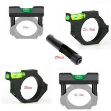 Spirit Bubble Level Ring Mount for 11mm/25.4mm/30mm Weaved/Picatinny Ring Mount