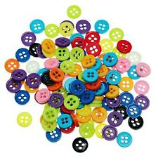 Colourful Small Mixed Sewing Buttons Scrapbooking Card Making Arts & Craft
