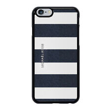 Navy White Leather Michael Kors Wallet Design Art for iPhone Case 6s, 7, 7 Plus