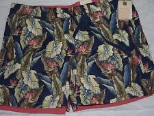 Brand New Original Tailor Vintage Unisex Fully Reversible Boarding Shorts