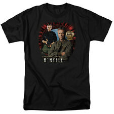 Stargate SG-1 Show JACK O'NEILL Licensed Adult T-Shirt All Sizes