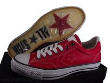 Converse X John Varvatos Star Player All Star Ox Oxford Lo Leather RED 142969C