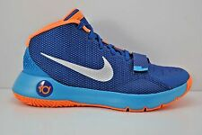 Mens Nike KD Trey 5 III Basketball Shoes Size 8-15 Blue Org Silver 749377 404