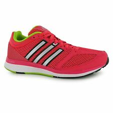 adidas Mana RC Running Shoes Womens Red Trainers Sneakers Sports Shoe