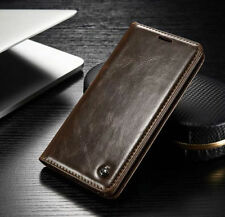 Luxury Magnetic Flip Leather Wallet Phone Case Cover For Samsung Galaxy A5 2017