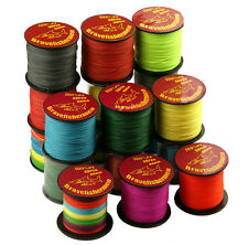 New SuperPower Braided Fishing Line (330 yds- 1100yds) SELECT LB TEST Deep Green