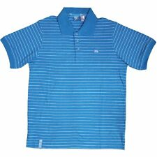 Lrg Core Collection Striped Polo Shirt Turquoise