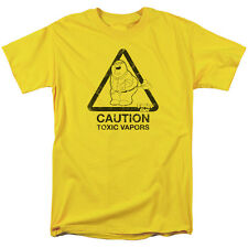 Family Guy TV Show Peter Griffin Fart CAUTION TOXIC VAPORS T-Shirt All Sizes