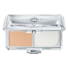 Jill Stuart Everlasting Silk Powder foundation crystal perfection with case