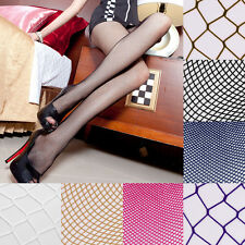 2017 Women Sexy Girl Fishnet Pattern Pantyhose Tights Punk Stockings Fashion