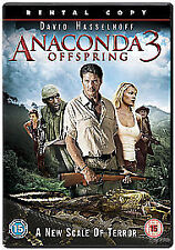 Anaconda 3 - Offspring (DVD, 2008)