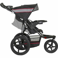 Baby Trend Expedition Carbon Jogger Stroller, 3 Large All Terrain: Bubble Gum