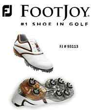 Brand New Women's FootJoy Golf Shoes FJ Sport  Soft Spikes 93113 -$145