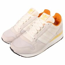 adidas Originals ZX 500 OG W Grey White Yellow Womens Running Shoes S78944