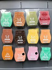 Scentsy bars HUGE LOT of 12 BARS.  ALL NEW, ALL FULL!! No Reserve