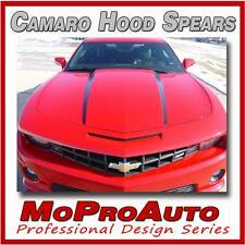 HOOD SPEARS Camaro 2010 Decals Stripes Graphic * Premium 3M Vinyl SS 368
