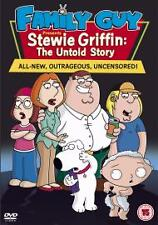 Family Guy Stewie Griffin: The Untold Story DVD