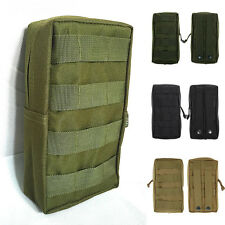 Tactical Military Molle Magazine Drop  Nylon Pouch Medical First Aid Waist Bag