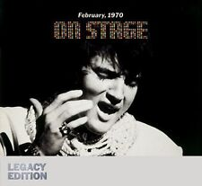 Elvis Presley - On Stage - February, 1970 (2 Disc, Legacy Edition) CD NEW