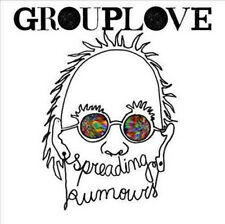 Grouplove - Spreading Rumours CD NEW