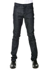 BALENCIAGA New Man Jeans in Cotton Bottons Made in Italy Original NWT