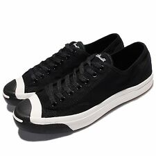Converse Jack Purcell Jack OX Black White Men Classic Shoes Sneakers 157413C