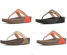 Copper Drill Fitflop Woman fashion Body sculpting flip-flops US Size:5 6 7 8 9