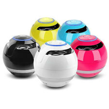 5Color Portable Mini Wireless Bluetooth Stereo Speaker For Smart Phone Tablet PC