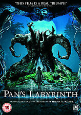 Pan's Labyrinth (DVD, 2007)
