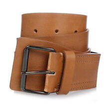 MARTIN MARGIELA MM11 New Man Leather Brown Belt Made in Italy NWT
