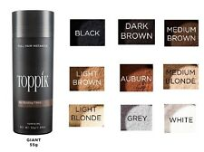 Toppik Hair Building Fibers - Giant (55g / 1.94 oz) All color