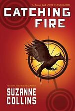The Hunger Games: Catching Fire Book Suzanne Collins