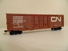 Vintage HO Scale Athearn Canadian National 50' Steel Doors Boxcar Road #CN529384