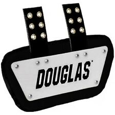 Douglas Custom Pro CP Series Removable Football Back Plate - 6 Inch, New