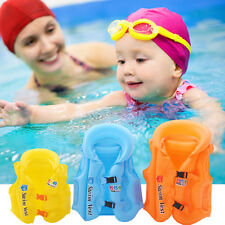 Inflatable Children Swimming Pool Water Sport Vest Aid Floating jacket baby Toy