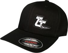 Throttle Threads TT446H51BKXL Curved Bill Hat Lg/XL Throttle Threads