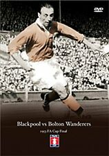 FA Cup Final 1953 Blackpool vs Bolton Wanderers (DVD, 2005)