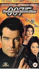 Tomorrow Never Dies (VHS, 2003)