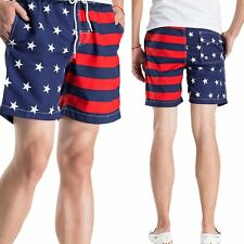 US Men Casual Shorts Beach Surf Board Swim Pants Trunk Trouser Suit Boardshorts