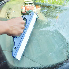"Water Blade 12"" inch Squeegee With Soft Silicone Blade Car Truck Window Mirror"