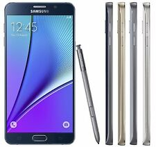 Samsung Galaxy Note5 Unlocked 64GB Smartphone Note 5, All colours - Grade A & B